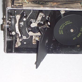 Antique Kodak Cine Model B Movie Camera  - Cameras