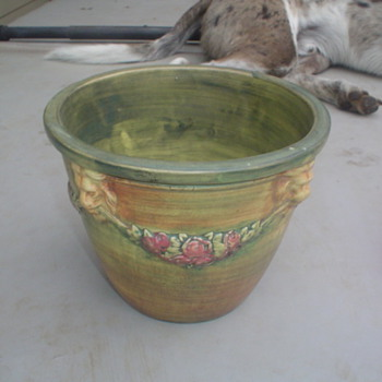 old pottery  from 40's - Pottery