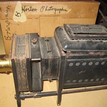 Old Camera Item - Cameras