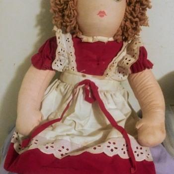 Rag Doll - Dolls