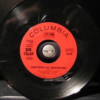 Classic 45's - Records