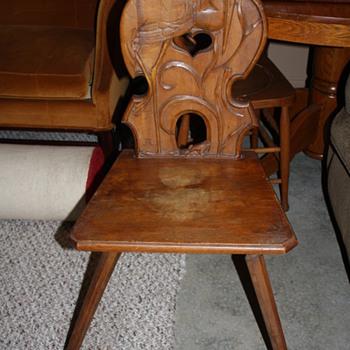 Stork Chair - Furniture
