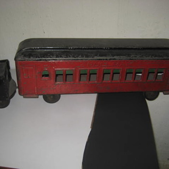 Con-Cor Train 1920s