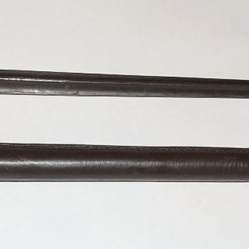 Bayonet? What is this thing? - Military and Wartime