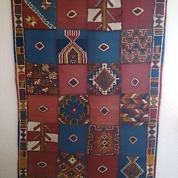 Berber Rug Handmade in Morocco!