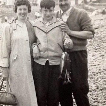 1960-on holiday in Cornwall. - Photographs