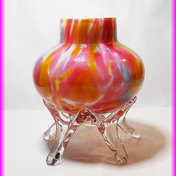 Bohemian Czech Art Glass - Art Glass