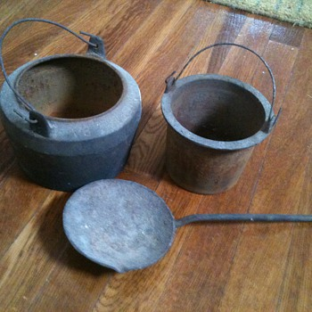 smelting pot? - Tools and Hardware