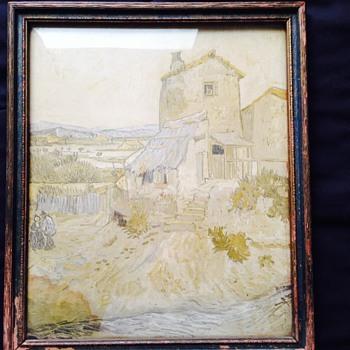 Vintage Vincent (e) Art