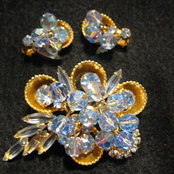 JULIANA ref # 1275 and # 2066 - Costume Jewelry