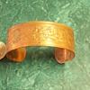Brass? or Copper? Braclet