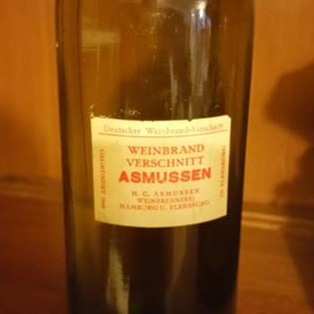 Weinbrand Verschnitt Asmussen