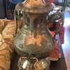 Silver plated coffee urn?