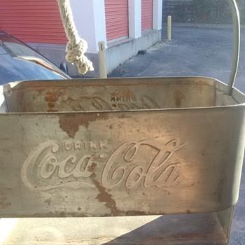 Small Bottle Drink Coca Cola carrier - Coca-Cola