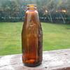 Old? Amber Beer Bottle