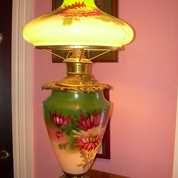 My Inheritance, My Night Light - Lamps