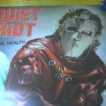 "Quiet Riot ""Metal Health"" - Records"