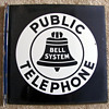 Public Telephone Sign