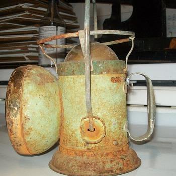 Antique Light - Lamps