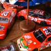 1/24 Scale Autograph Nascar Cars