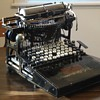 1886 Caligraph No. 2 Typewriter- From Barn to Bookshelf- Restoration