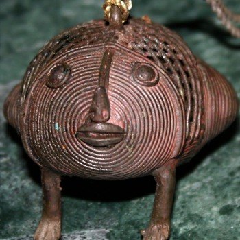 Dhokra Animal Figures from Eastern India - Orissa Area - Folk Art