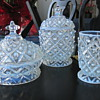 Hobnail Opalescent Glass Pieces - Can anyone tell me more about them?