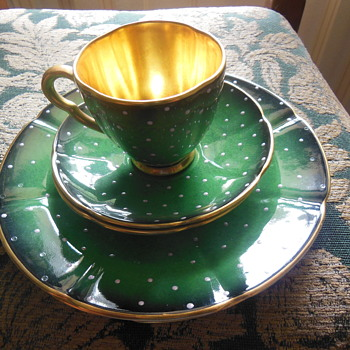 "Carlton Ware ""Vert Royale""  - China and Dinnerware"