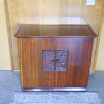My 1948 Mandarin Classic Radio/Phono Cabinet