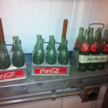 Coca Cola carriers  - Coca-Cola