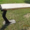 cast iron ironing table