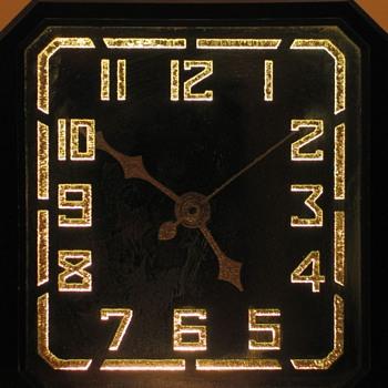 Hammond/Viking Illuminated Alarm Clock - Clocks
