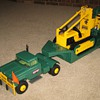 Custom-Built Nylint TRENCHER and Truck/Trailer Combination