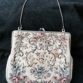 Tapestry Purse  - Accessories