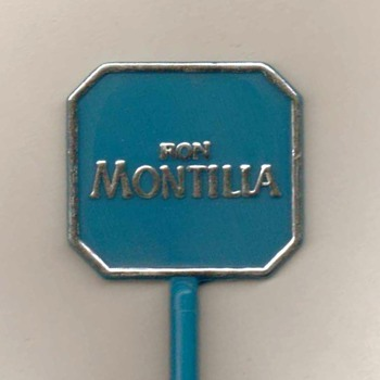Ron Montilla - Cocktail Stirrer - Advertising