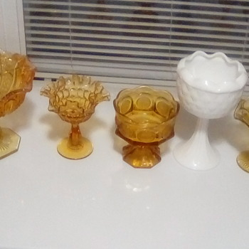 My Compote Collection - Glassware