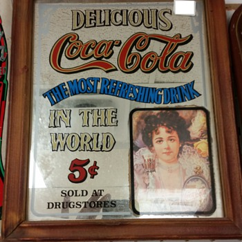 another coca-cola mystery to me... - Coca-Cola