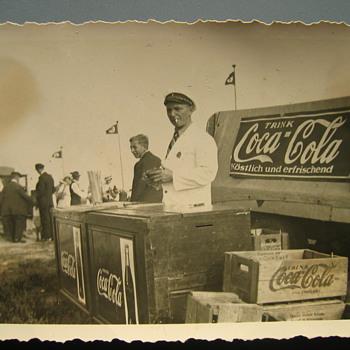 Leipzig 1938 - Coca-Cola