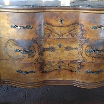 Serpetine Dresser - Furniture