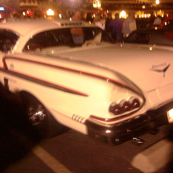 American Graffitti in Ocean City MD.  What a great night. - Classic Cars