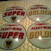 Fleet-Wing Golden Ethyl        And        Fleet-Wing Golden