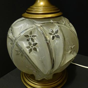 Phoenix (?) Consolidated (?)  700 Line Martele lamp - Lamps