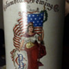 Columbia Brewing Company St. Louis 1890's Beer Stein Made by Martin Pauson in Munich