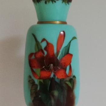 Small Josephinenhütte  Vase - Art Glass