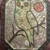 Vintage Owl lapel pin