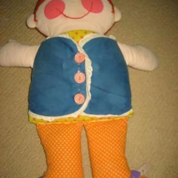 My Dressy Betsy - Dolls
