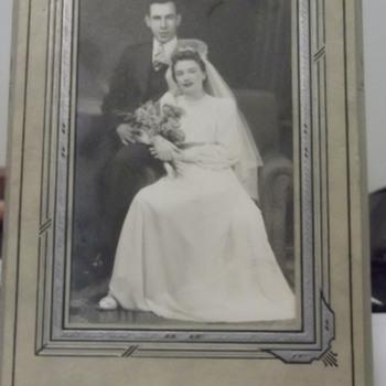 Vintage Wedding photo!! - Photographs