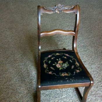 Do you know anything about this chair?