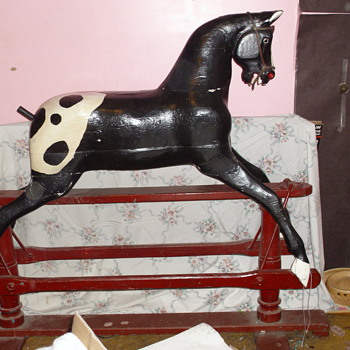 Rocking Horse - Animals