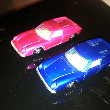 Matchbox Superfast Lotus Europa... - Model Cars